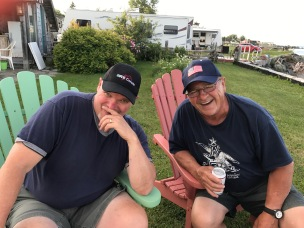 John and Bobby Roy