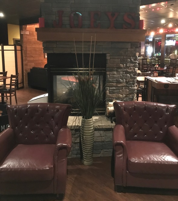 Interior picture of Joey's Pub & Eatery in Bathurst, New Brunswick, Canada