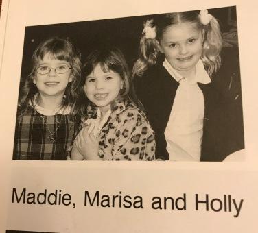 Kindergarten friends