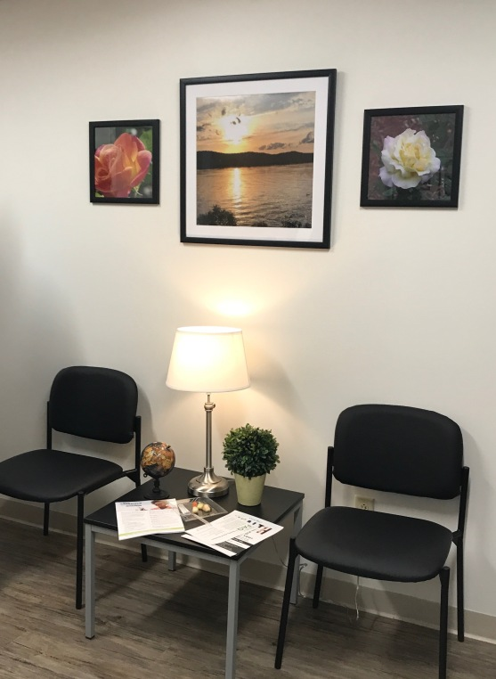 Little to no wait time will occur at Scioto Advantage as patients will not be double-booked. Additionally, local art by school employees will be featured throughout the facility.