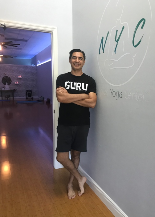 Cesar Rios, Naples Yoga Center
