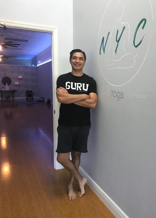 Cesar Rios, Naples Yoga Center