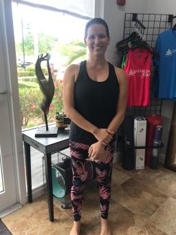 Amy Luck, Ashtanga Yoga & Naples Yoga Center