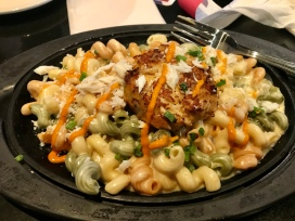 Killer Crab Mac n Cheese