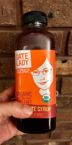 Date syrup is a tasty, natural sweetner that I cannot find locally, so I order it on-line.