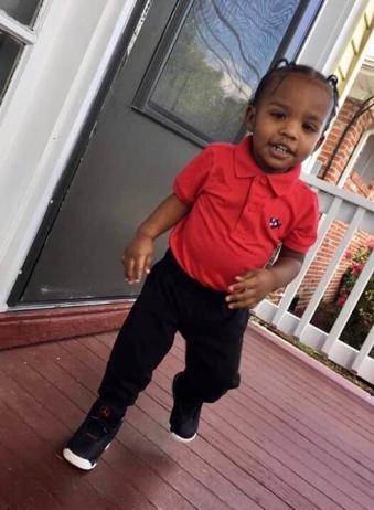 My great nephew, Elijah.